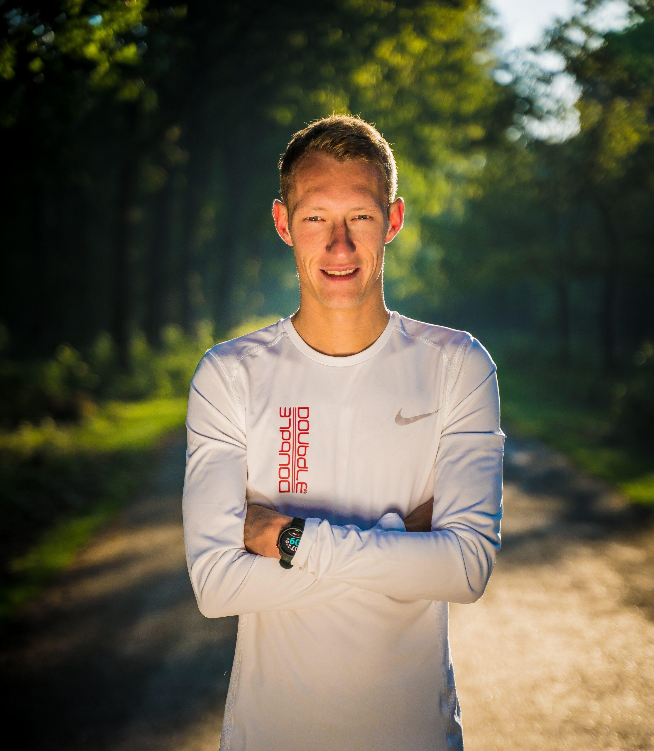 Doubdle Partner & Runner Björn Koreman